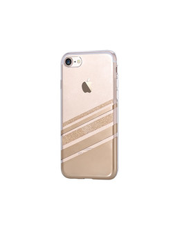 Чехол-накладка Vouni Brilliance Case для смартфона Galaxy iPhone 7/8 (Цвет: Champagne Gold)
