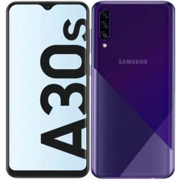 Смартфон Samsung Galaxy A30s SM-A307FN/DS 64Gb (Цвет: Prism Crush Violet)