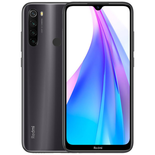 Смартфон Xiaomi Redmi Note 8T 3/32Gb RU (Цвет: Moonshadow Gray)