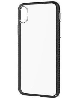 Накладка Devia Luxurious Glimmer case iPhone X/XS (Цвет: Gun black)