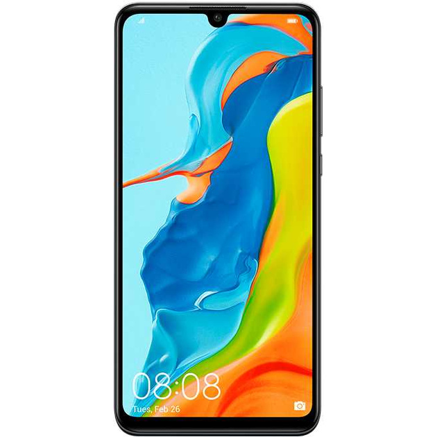 Смартфон Huawei P30 lite (Цвет: Midnight Black)