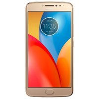 Смартфон Motorola Moto E4 Plus Single SIM 16Gb (Цвет: Fine Gold)