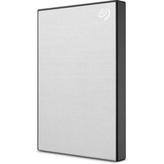 Внешний HDD Seagate Backup Plus Slim Portable Drive 2 ТБ (Цвет: Silver)