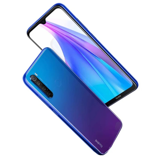 Смартфон Xiaomi Redmi Note 8T 4/64Gb RU (Цвет: Starscape Blue)
