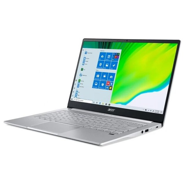 Ультрабук Acer Swift 3 SF314-59-591L Core i5 1135G7/8Gb/SSD512Gb/Intel Iris Xe graphics/14/IPS/FHD (1920x1080)/Eshell/blue/WiFi/BT/Cam