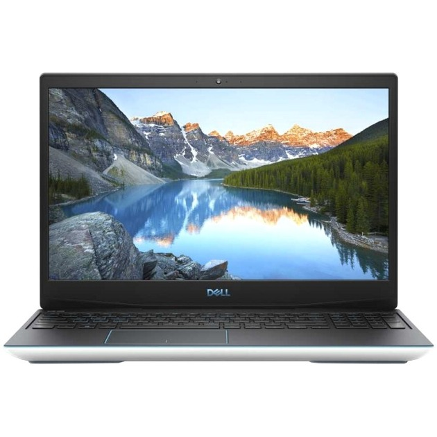Ноутбук Dell G3 3500 Core i5 10300H/8Gb/SSD512Gb/NVIDIA GeForce GTX 1650 4Gb/15.6 WVA/FHD (1920x1080)/Windows 10/white/WiFi/BT/Cam
