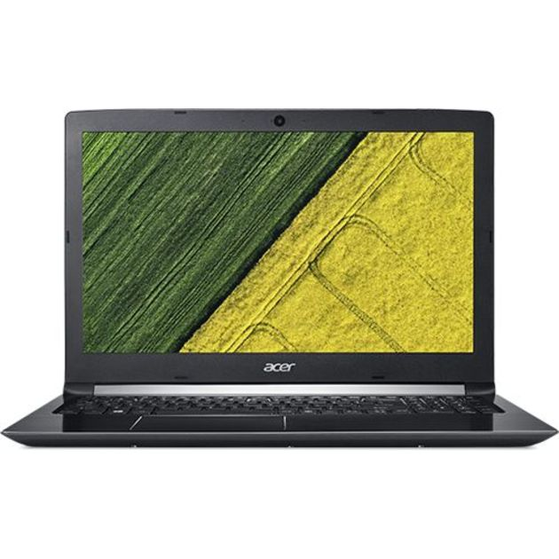 Ноутбук Acer Aspire A517-51G-810T Core i7 8550U/12Gb/1Tb/SSD128Gb/nVidia GeForce Mx150 2Gb/17.3