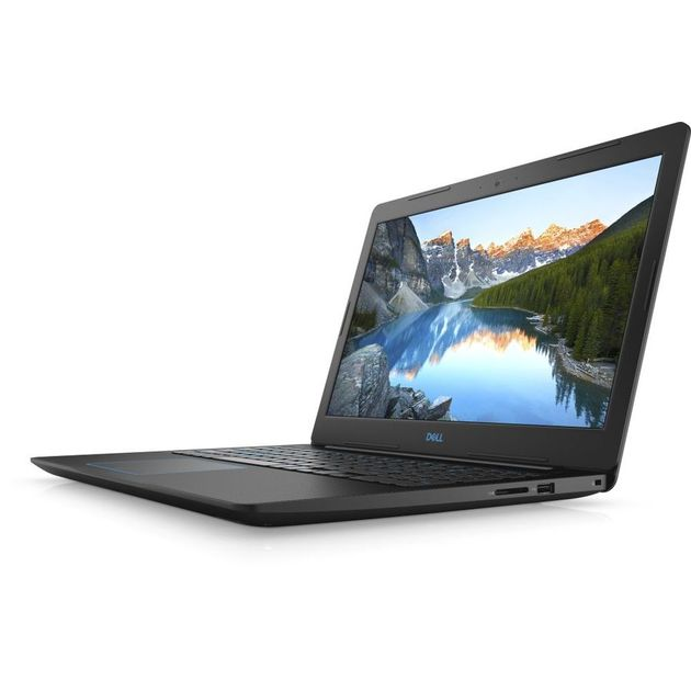 Ноутбук Dell G3 3579 Core i5 8300H/8Gb/SSD256Gb/nVidia GeForce GTX 1050 4Gb/15.6