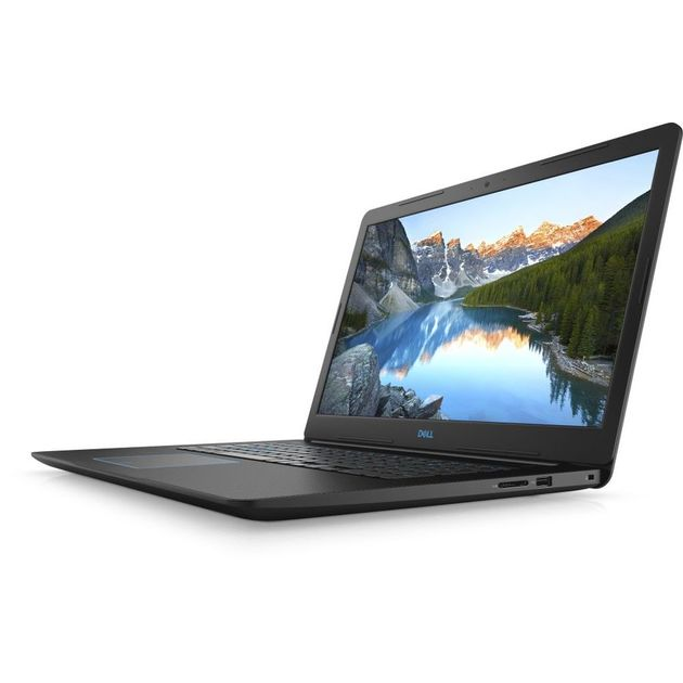 Ноутбук Dell G3 3779 Core i7 8750H/8Gb/1Tb/SSD128Gb/nVidia GeForce GTX 1050 Ti 4Gb/17.3