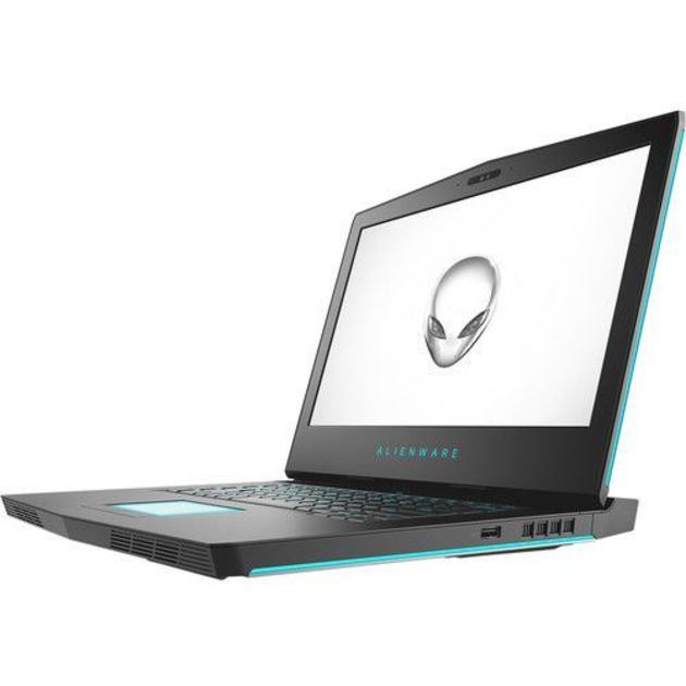 Ноутбук Alienware 15 R4 Core i7 8750H/8Gb/1Tb/SSD256Gb/nVidia GeForce GTX 1070 8Gb/15.6/IPS/FHD (1920x1080)/Windows 10 Home/silver/WiFi/BT/Cam