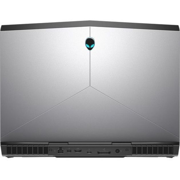 Ноутбук Alienware 15 R4 Core i7 8750H/16Gb/1Tb/SSD512Gb/nVidia GeForce GTX 1070 8Gb/15.6/TN/FHD (1920x1080)/Windows 10 Home/silver/WiFi/BT/Cam