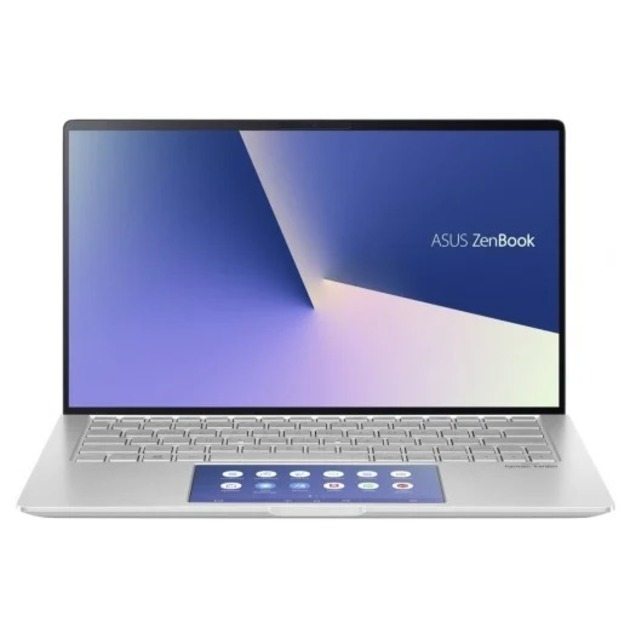 Ноутбук Asus Zenbook UX325JA-EG114T Core i3 1005G1/8Gb/SSD512Gb/Intel UHD Graphics/13.3/IPS/FHD (1920x1080)/Windows 10/grey/WiFi/BT/Cam/Bag
