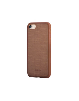 Чехол-накладка Devia Jelly Slim Case England iPhone 7/8 (Цвет: Brown)