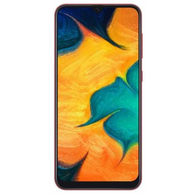 Смартфон Samsung Galaxy A30 SM-A305FN/DS 64Gb (Цвет: Red)