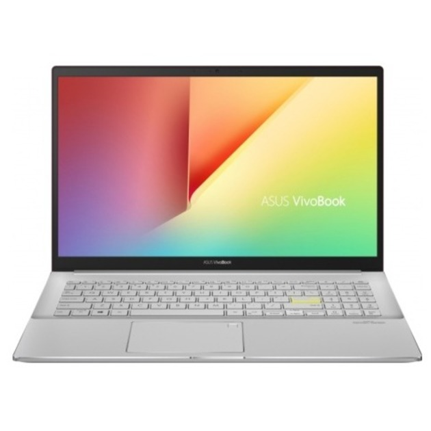 Ноутбук Asus VivoBook S533EA-BN177T Core i5 1135G7/16Gb/SSD512Gb/Intel UHD Graphics/15.6/IPS/FHD (1920x1080)/Windows 10/white/WiFi/BT/Cam