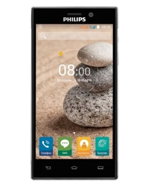 Смартфон Philips Xenium V787 32Gb (Цвет: Black)