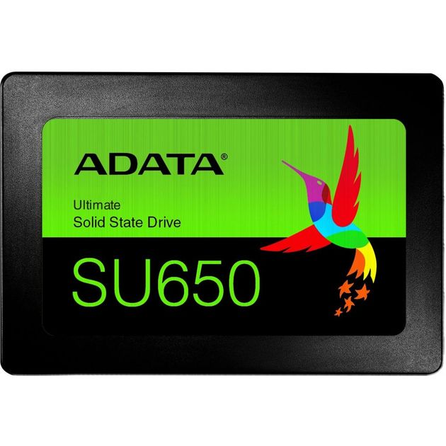 Накопитель SSD A-Data SATA III 120Gb ASU650SS-120GT-R Ultimate SU650