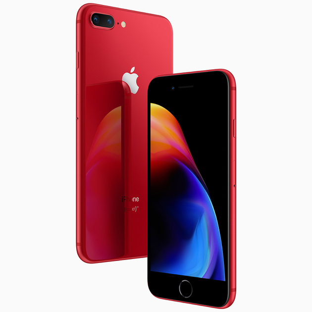 Смартфон Apple iPhone 8 Plus 256Gb (Цвет: Red)