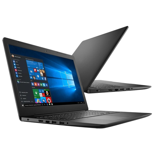 Ноутбук Dell Inspiron 3583 Pentium 5405U/4Gb/SSD128Gb/Intel UHD Graphics 610/15.6/FHD (1920x1080)/Linux/black/WiFi/BT/Cam