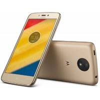 Смартфон Motorola Moto C Plus 1/16Gb (Цвет: Fine Gold)