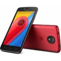 Смартфон Motorola Moto C 1/16Gb LTE (Цвет: Metallic Cherry)
