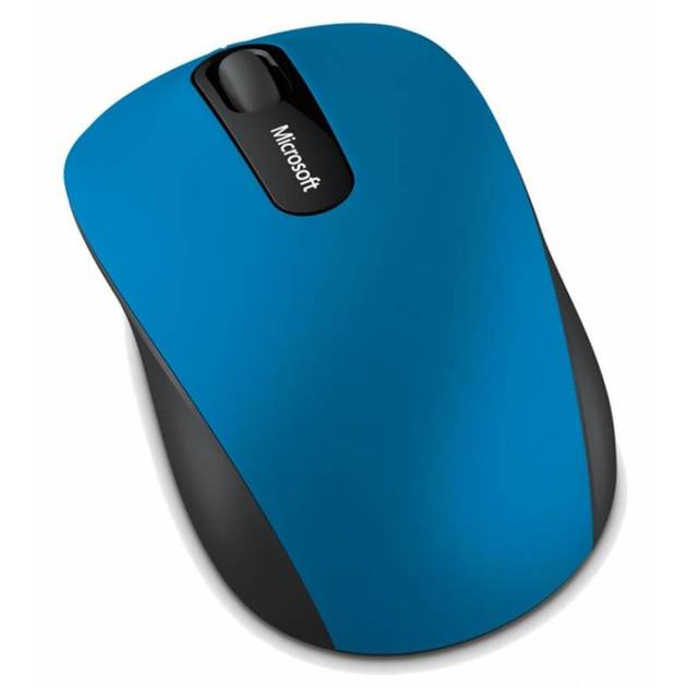 Мышь Microsoft Mobile 3600 Bluetooth (Цвет: Blue/Black)