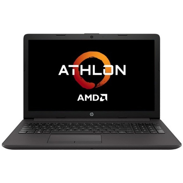 Ноутбук HP 255 G7 15.6(1920x1080)/AMD Athlon Gold 3150U(2.4Ghz)/8192Mb/256SSDGb/DVD±RW/AMD Radeon Graphics/41WHr/war 1y/1.78kg/Black/freeDOS