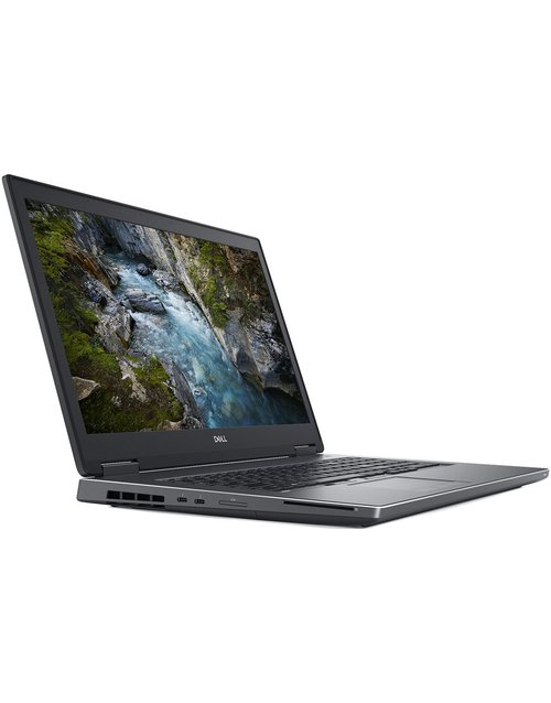 Ноутбук Dell PRECISION 7540 15.6 FHD(1920x1080) / Core i7-9850H(2.6GHz,12MB, 6C) / 16GB(2x8GB) / 512GB SSD / 4GB NVIDIA Quadro T2000 / Cam / WiFi / BT / BackLit Keyb / 6cell / Win10Pro / SCR / FPR / TPM / vPro / 3Y Basic NBD