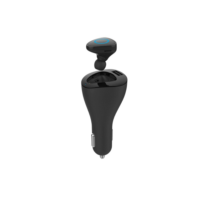Гарнитура Devia Vortex Car Charger (Цвет: Black)
