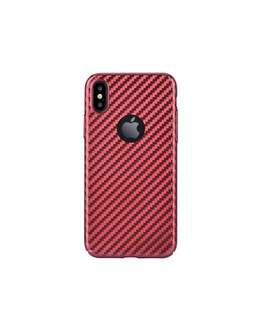 Накладка Devia Linger Case iPhone X/Xs (Цвет: Red)
