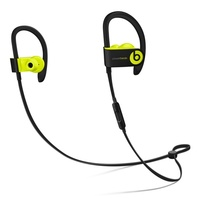 Наушники Beats Powerbeats3 Wireless - Shock Yellow (желтые)