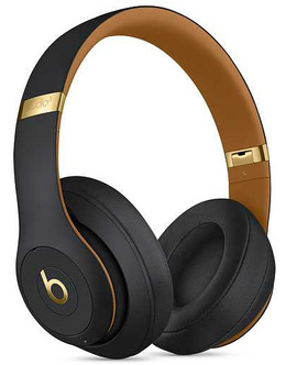 Наушники Beats Studio3 (Цвет: Black/Brown)