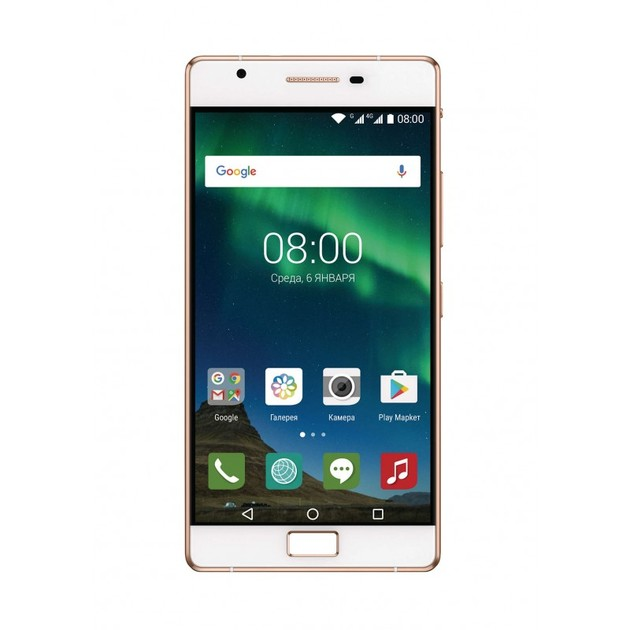 Смартфон Philips Xenium X818 32Gb (Цвет: Champagne)