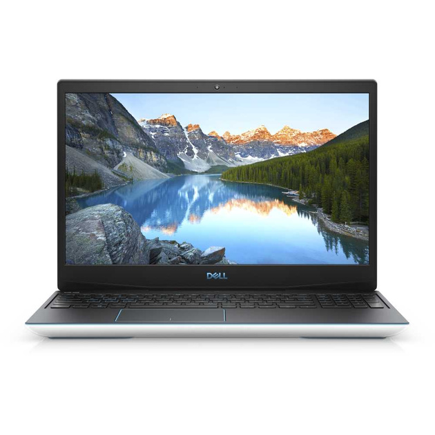 Ноутбук Dell G3 3590 Core i5 9300H/8Gb/SSD512Gb/nVidia GeForce GTX 1660 Ti 6Gb/15.6/IPS/FHD (1920x1080)/Windows 10/white/WiFi/BT/Cam