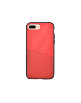 Чехол-накладка Devia iWallet Case iPhone 7 Plus/8 Plus (Цвет: Red)