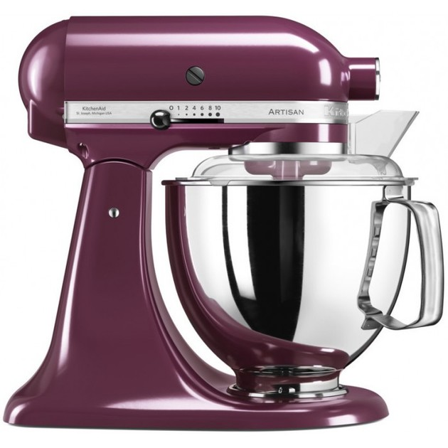Миксер KitchenAid 5KSM175P (Цвет: Boysenberry)