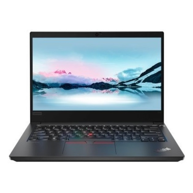 Ноутбук Lenovo ThinkPad E14-IML T Core i3 10110U/8Gb/SSD128Gb/Intel UHD Graphics/14/IPS/FHD (1920x1080)/Windows 10 Professional 64/black/WiFi/BT/Cam