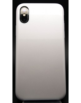 Накладка Devia Ceo 2 case iPhone X/XS (Цвет: Pearl white)
