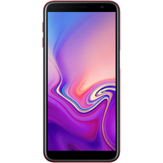 Смартфон Samsung Galaxy J6+ (2018) SM-J610FN/DS 32Gb (Цвет: Red)