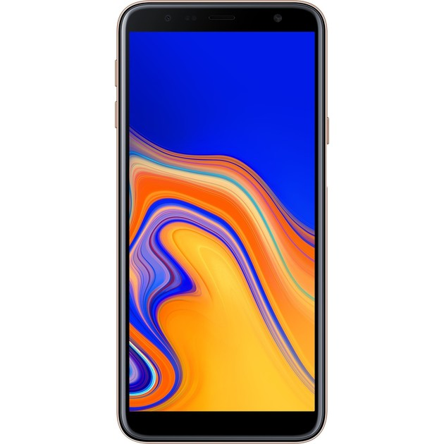 Смартфон Samsung Galaxy J4+ (2018) SM-J415FN/DS 3/32Gb (Цвет: Gold)
