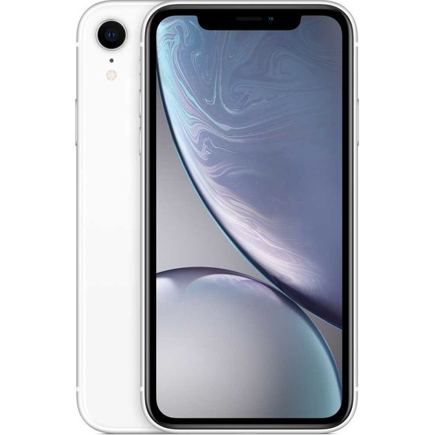 Смартфон Apple iPhone Xr 128Gb MH7M3RU/A (Цвет: White)