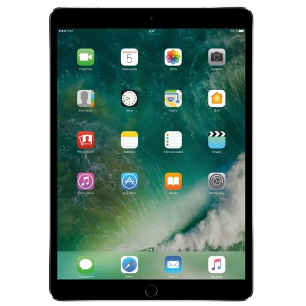 Планшет Apple iPad Pro 10.5 64Gb Wi-Fi (Цвет: Space Gray)