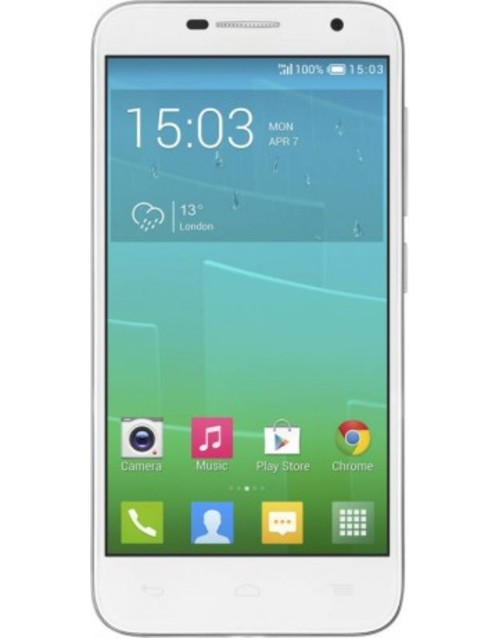 Смартфон Alcatel Idol 2 Mini 6016D 4Gb (Цвет: Light Blue)