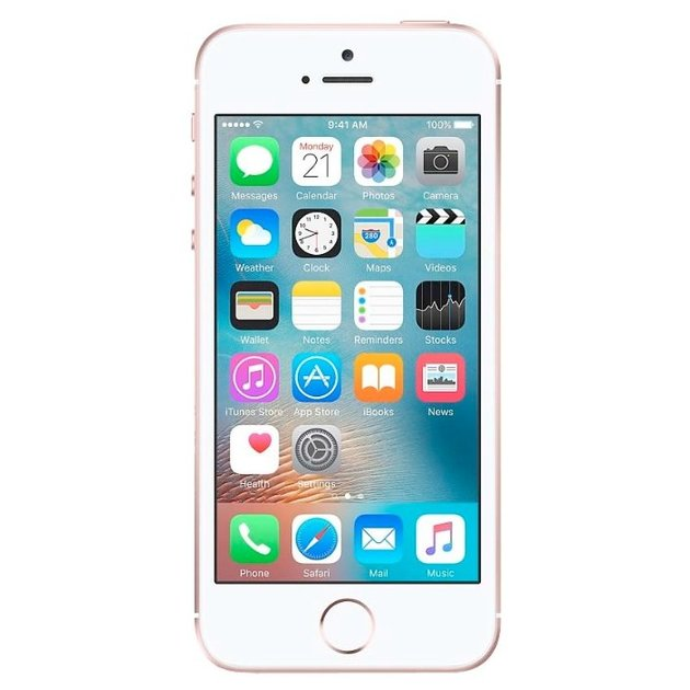 Смартфон Apple iPhone SE 32Gb MP852RU/A (Цвет: Rose Gold)