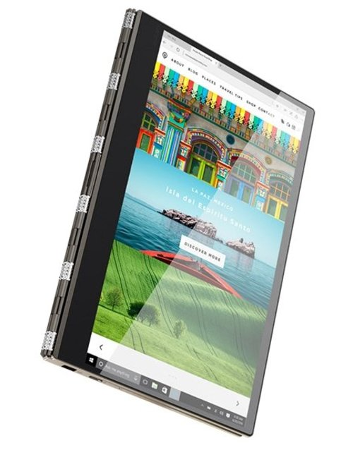 Трансформер Lenovo YOGA 920-13IKB Core i7 8550U/16Gb/SSD512Gb/Intel HD Graphics 620/13.9