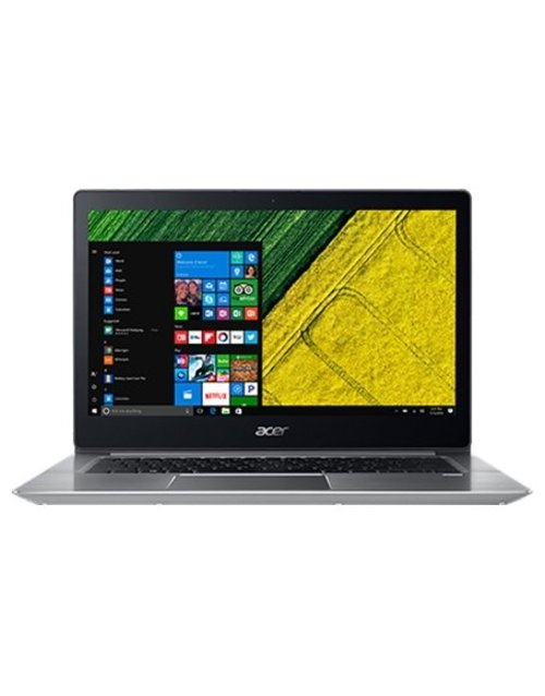 Ультрабук Acer Swift 3 SF314-52-36KA Core i3 7100U/8Gb/SSD128Gb/Intel HD Graphics 620/14