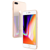 Смартфон Apple iPhone 8 Plus 256Gb (Цвет: Gold) EU