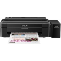 Принтер струйный Epson L132 (C11CE58403) A4 USB черный