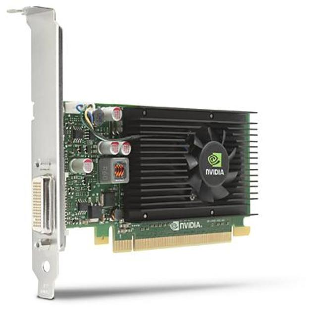 Видеокарта HP PCI-E E1U66AA nVidia NVS 315 1024Mb 64bit DDR3/HDCP Ret low profile