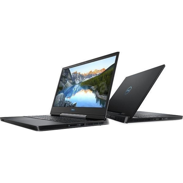 Ноутбук Dell G5 5590 Core i7 9750H/16Gb/1Tb/SSD256Gb/nVidia GeForce RTX 2060 6Gb/15.6/IPS/FHD (1920x1080)/Windows 10/black/WiFi/BT/Cam